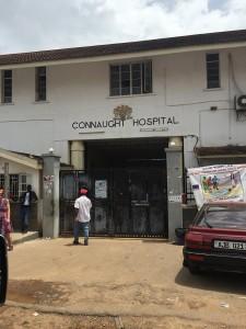 Profesionales sanitarios y coordinación frente al Ébola (1/4)