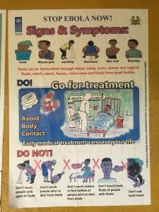 Profesionales sanitarios y coordinación frente al Ébola (5/5)