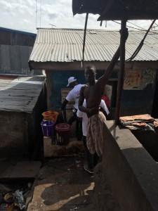 Los más vulnerables frente al Ébola (2/4)