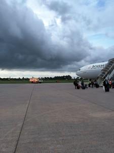 Primer día en Freetown aeropuerto de Port Loko