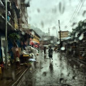 Trabajar bajo la lluvia (2/2)