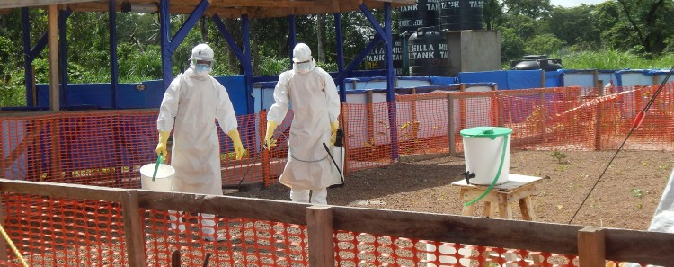El Sistema de Salud ante la epidemia de Ébola (11/15)