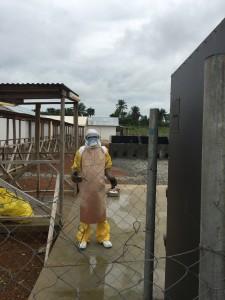 Epidemia de Ébola, una mirada positiva (2/7)
