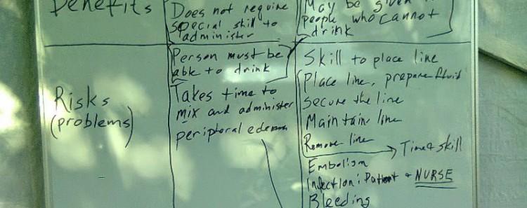 Epidemia de Ebola y reflexiones éticas (1/1)