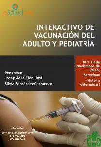 Cartel Vacunas Barcelona
